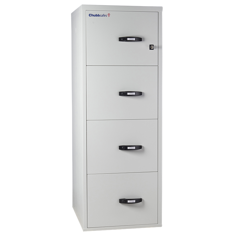 Chubb Fire File 25 1 Hour Fire-Rating Filing Cabinet