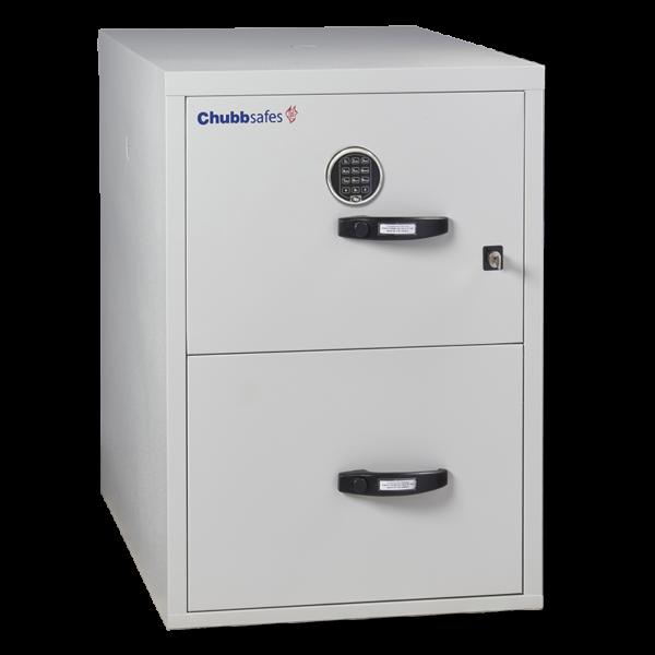 Fire File 31 2 drawer Chubb